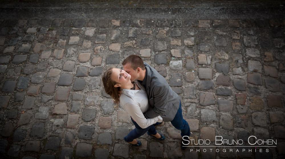 best kissing couple in paris proposal emotions