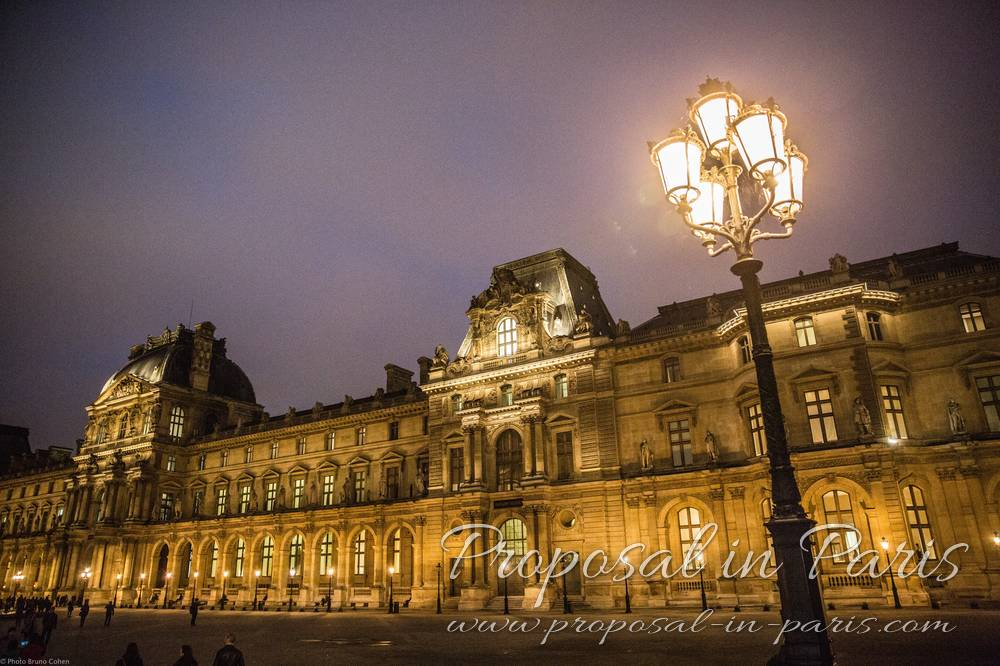 Le Louvre Museum by night_4004