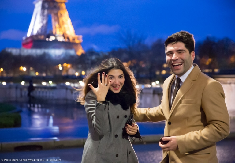 proposal photography paris