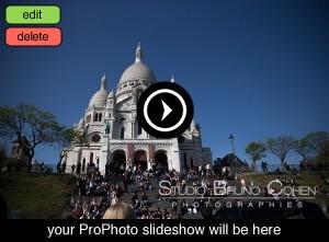 proposal in paris sacre coeur basilica montmartre couple in love engagement session