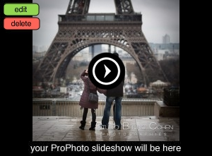 proposal in paris couple in love Eiffel Tower engagement session