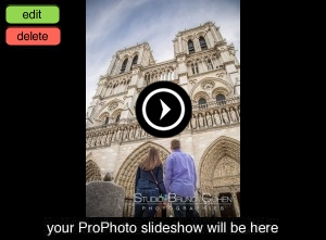 proposal in paris couple in love from notre dame cathedral