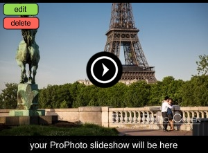 proposal in paris couple hugging in love from Bir Hakeim bridge front of Eiffel Tower at sunrise
